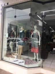 Ponto comercial loja de roupas