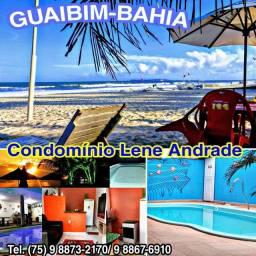 Casa de Temporada na Praia de Guaibim