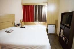 Flat para venda no Ibis Jaboticabal com 1 dormitório e 1 vaga!