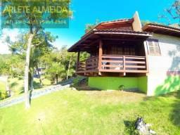 Casa para alugar com 3 dormitórios em Araca, Porto belo cod:219