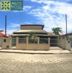 Casa para alugar com 3 dormitórios em Centro, Porto belo cod:41