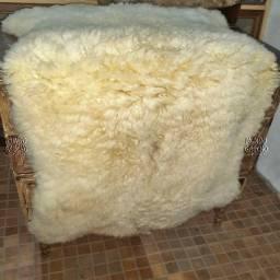 Pelegos Grande Montaria Carnudo Lã Alta