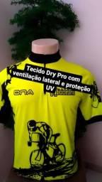 Camisa para ciclismo