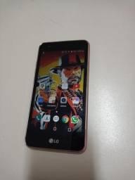 Celular LG k4 muito conservado