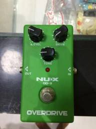 Pedal nux overdrive