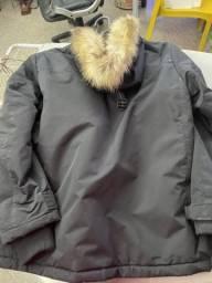 Casaco de frio masculino