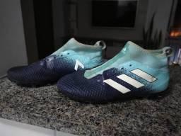 Chuteira Adidas cano alto 1.2
