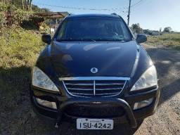 Kyron 2012 turbo diesel 4x4