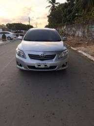 Corolla 09/09 Automático XLi,Bancos de Couro e Multimídia R$35.500