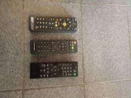 Controles para SKY HDTV, CONVERSOR E DVD SONY