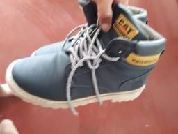 Vando bota novinha