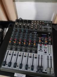 Mesa De Som Análogica Xenyx X-1204 USB - Behringer