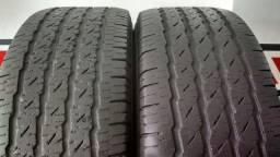 Pneu 265/70R17 121/118 Michelin LTX A/S usado / meia-vida