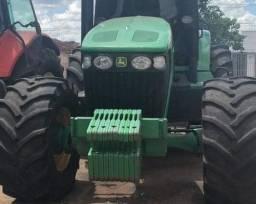 Maquina agrícola parcelada