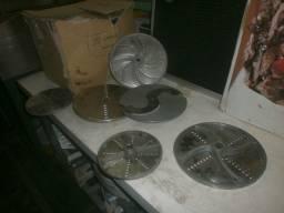 Discos de ralar e cortar de multiprocessador industrial