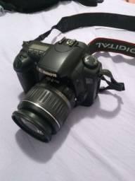 Câmera Canon Eos 20D + lente