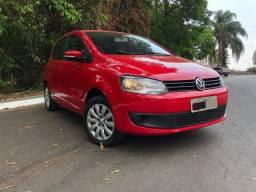 Volkswagen FOX 1.6 Flex 2013 Única Dona Com Airbag e ABS