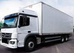 Caminhão Mb Truck Mod. 2426 Ano 2013
