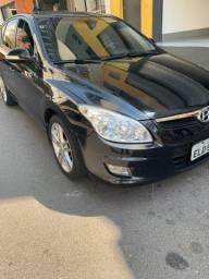 Hyundai I 30 Automático preto 2.0 gasolina 2010