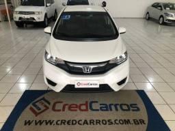 Honda Fit LX Bancos de Couro