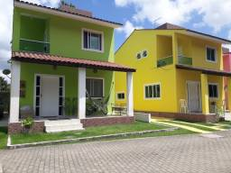 Casa verde - Residencial Jacira Tenório