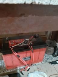 Bateria da fredom estacionaria já usada