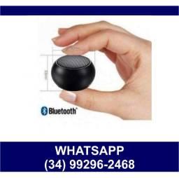 Entrega Grátis * Micro Caixa de Som Bluetooth * Som Top