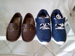 Vendo sapatos infantis