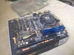 Kit upgrade, Placa-mãe Asrock Extreme 6 + i7 3770k + 16 GB de memória DDR3