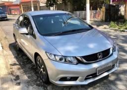 Honda Civic sedan LXR 2.0 flexone 16V Auto 4P