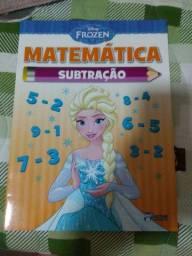 Livro educativo para crianças