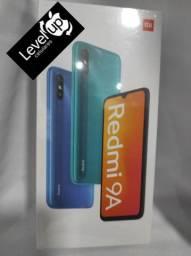 Recomendado! Redmi 9A 32 da Xiaomi.. novo LACRADO com Garantia e Entrega hj