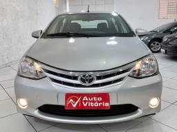 Toyota Etios Sedan XLS 1.5 flex - Completo - Placa I