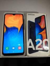 Samsung A20 32 GB Completo Super Conservado
