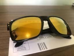 Óculos de Sol Original - Oakley Holbrook Shaun White Edition 24K