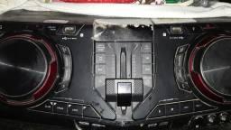 Mini System LG Cj87 1800w bluetooth