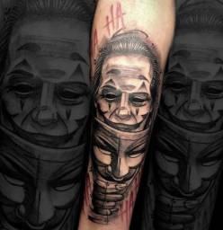 Tatuador, aceito permutas mande a proposta!!