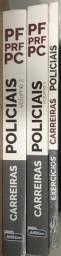 Apostilas para concurso carreiras policiais