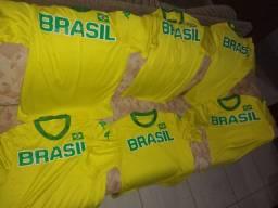 Camisas e bolas USADAS