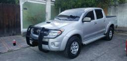 Hilux SRV 2008 3.0 4x4 TurboDiesel Manual