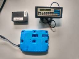 Rastreador ominilink trava teclado modulo chip ou satelital