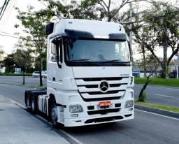 Caminhão Mercedes-Benz Actros 2546 LS Megaspace Plus Teto Alto 6X2 2014
