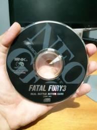 Jogos neo geo CD