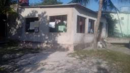 Terreno com 980 m² casa com 64 m² praia do sossego