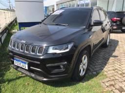 Jeep - Compass Sport 2017 flex seminovo