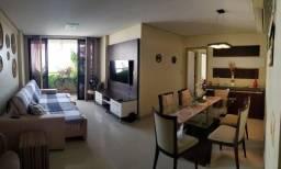 Apartamento 100% Mobiliado No Condomínio Central park Com 03 Quartos