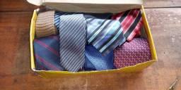 Gravatas novas tenho 10 para venda