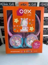 Headphones e acessórios