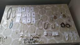 Lote bijuterias PEÇAS