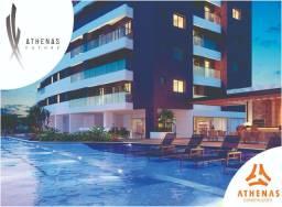 Athenas future, loft de 54m2 no centro da cidade, Oportunidade!!!